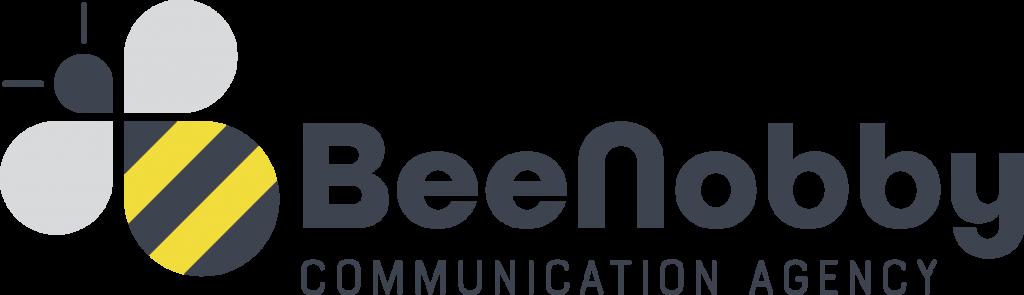 Logo communicatiebureau BeeNobby