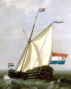 Nederlands schip